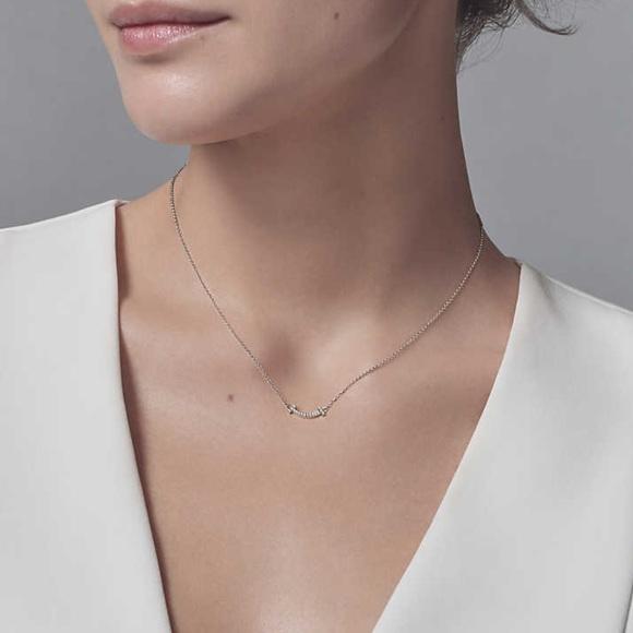 3284ba844 Tiffany & Co. Jewelry | Tiffany Co Tiffany Tsmile Pendant | Poshmark